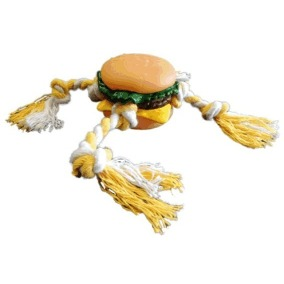 hamburguer corda vinil