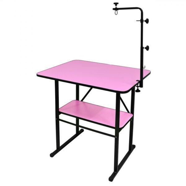 mesa tosa rosa