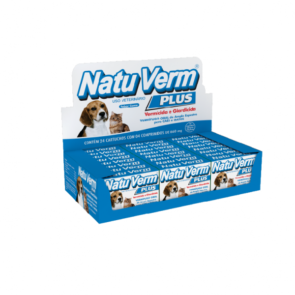 NATU VERM PLUS