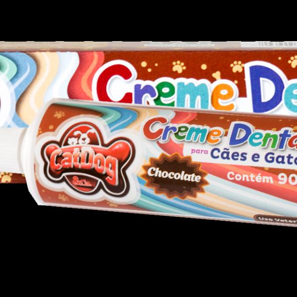 Creme Dental Chocolate Caixinha - Cod. 001.015.