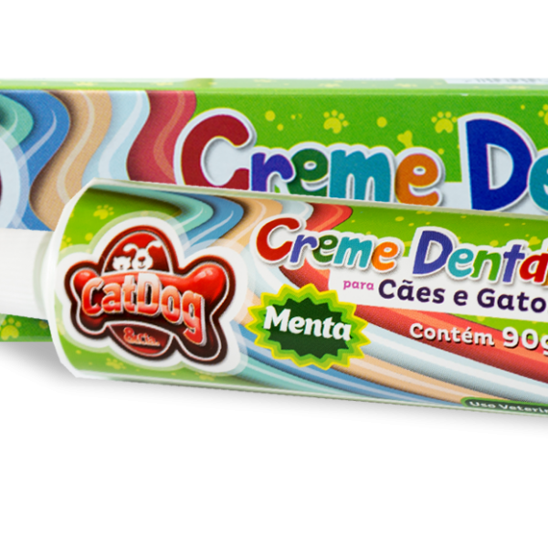 Creme Dental Menta Caixinha - Cod 001.017.