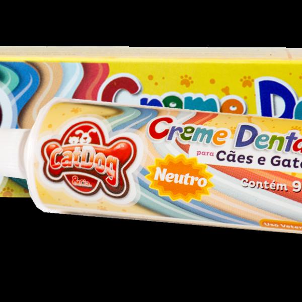 Creme Dental Neutro Caixinha - Cod 001.021.