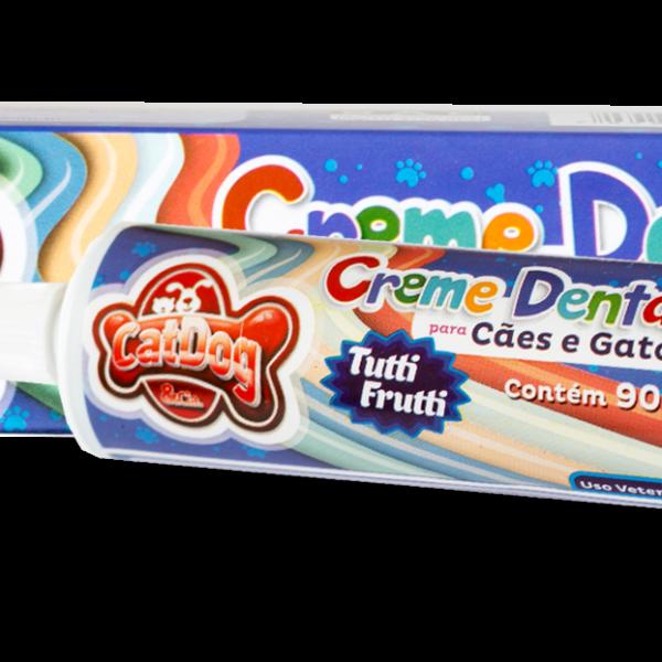 Creme Dental Tutti-Frutti Caixinha - Cod 001.023.