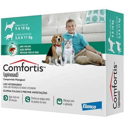 comfortis 560